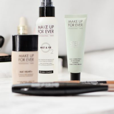 Summer & Travel Routine Essentials | Make Up For Ever.