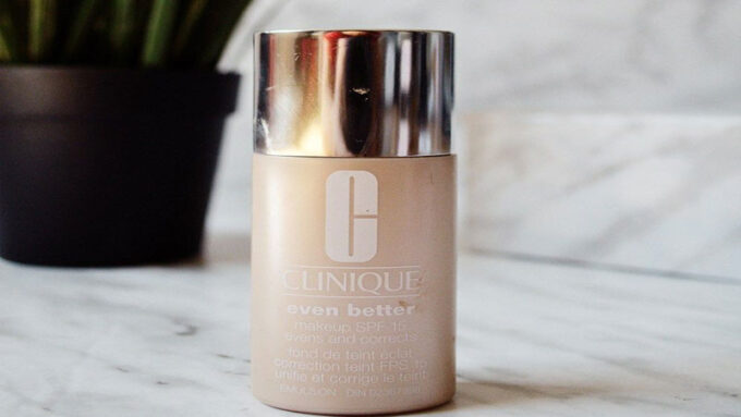 Minimum Effort Required | Clinique Even Better Foundation