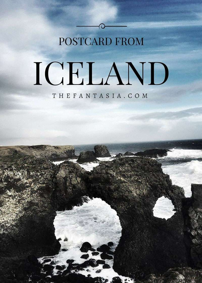 Postcard From | Iceland