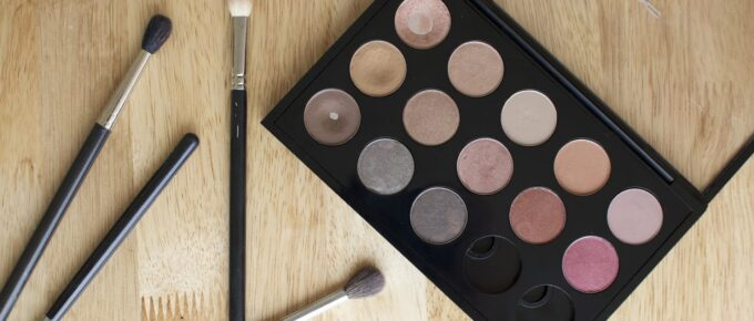 MAC Eyeshadow Collection Swatches