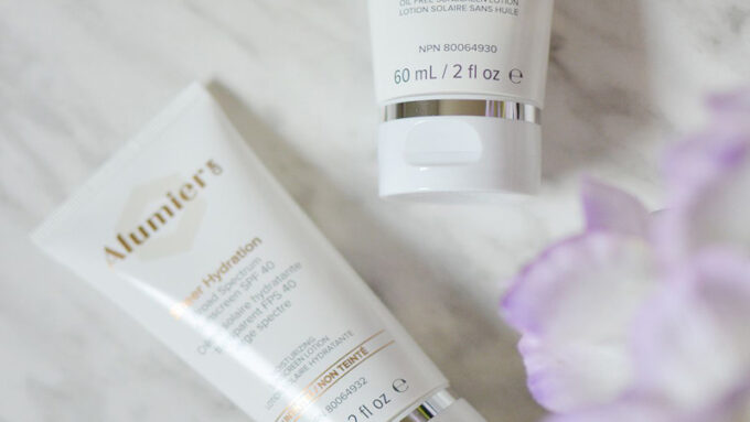 AlumierMD Sunscreen Review