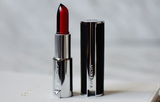 Givenchy Le Rouge Sculpt Review