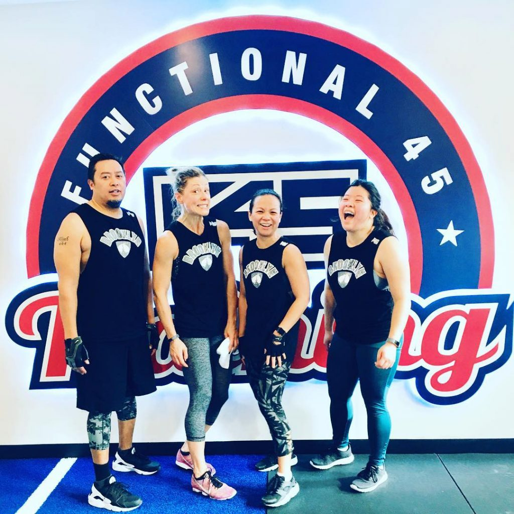 Like all things aspirational, and terrifying, F45 training was born in Australia and made its way to Toronto! Here's my experience for the past 2 months. width=