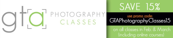theFantasia.com GTA Photography Coupon Code