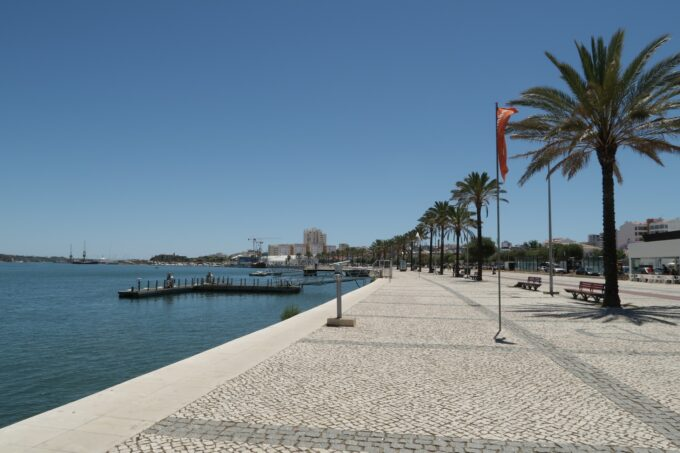 The Marina in Portimau | Things to do in Algarve and Lagos | Beaches, Caves and Water Adventures!
