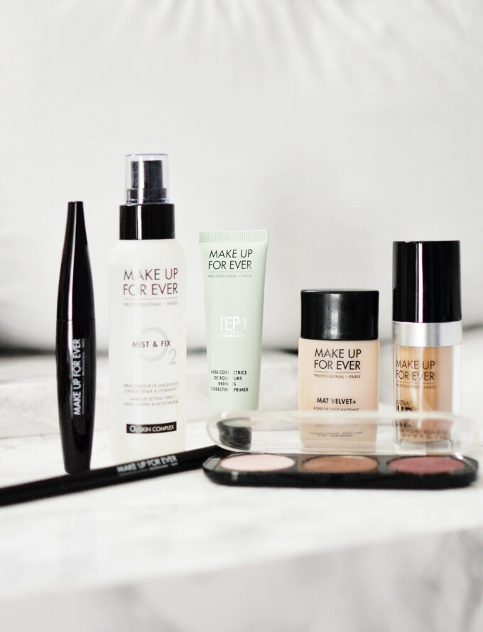 Make Up For Ever Must Have | The Starter Kit.
