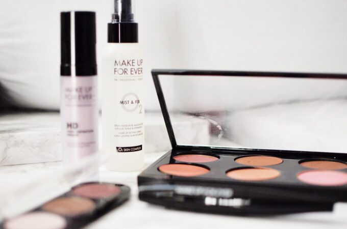 Make Up For Ever Must Have's.