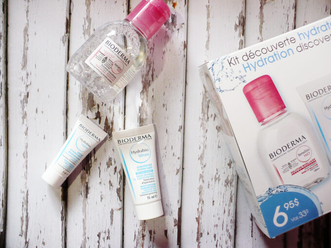 bBioderma Discovery Kits.