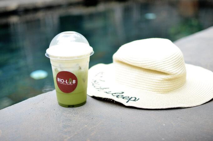 Biolab Siem Reap | Iced Matcha Macchiato