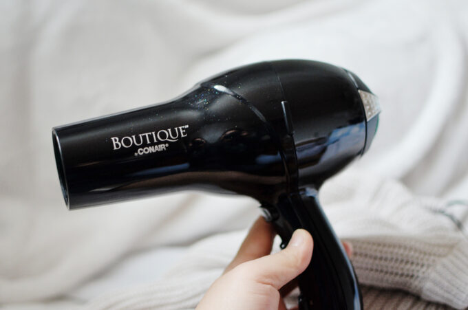 Boutique by Conair Jade Ceramic Hair Dryer.