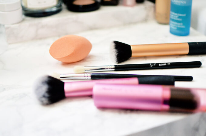 Must Have Makeup Brushes.
