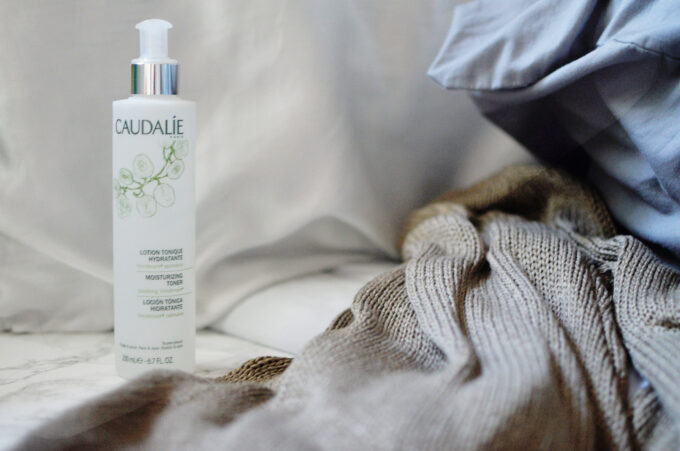 Caudalie Moisturizing Toner Review.