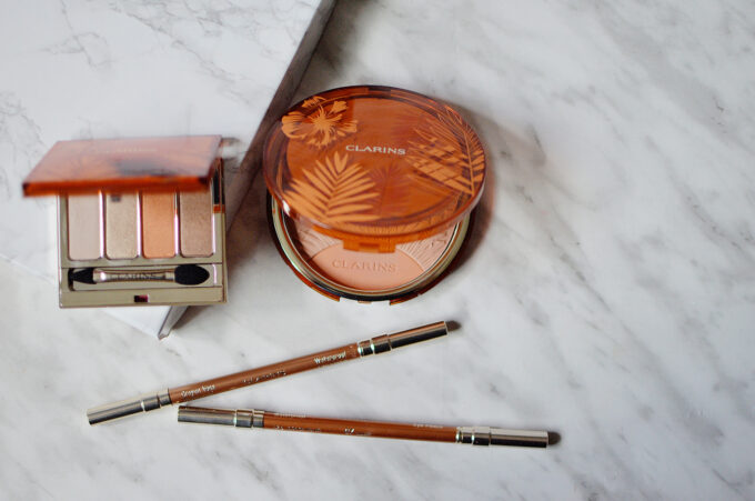Clarins Summer 2017 Makeup Collection.