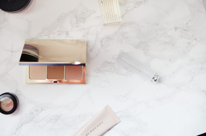Clarins Face Contouring Palette Review.
