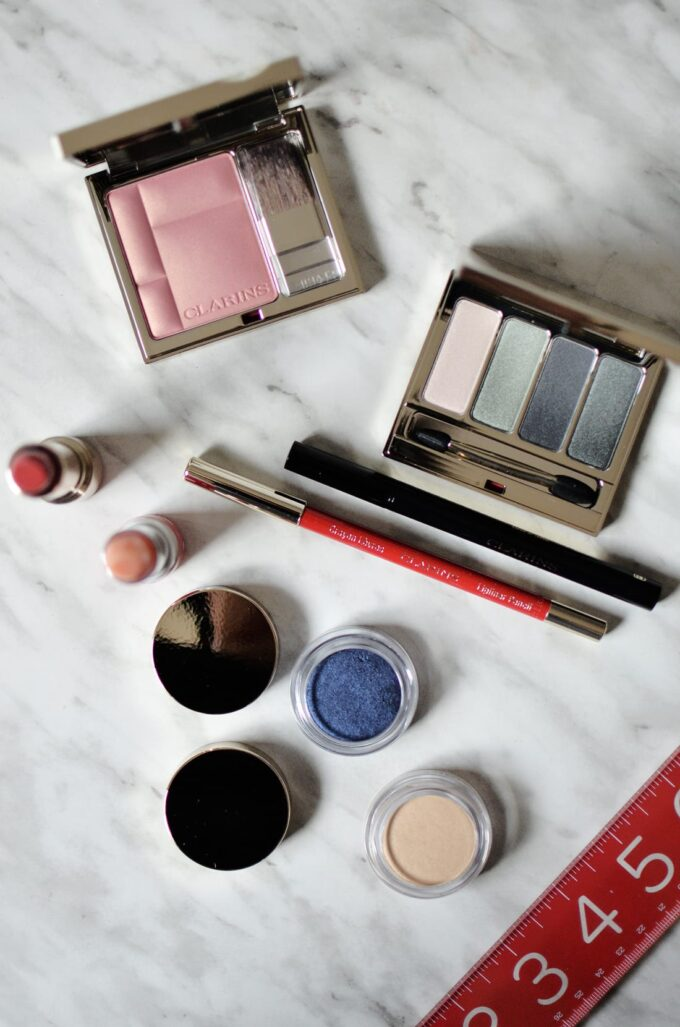 Clarins Fall 2017 Makeup Collection | Graphik.