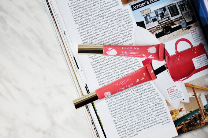 Clarins Instant Light Natural Lip Perfector.