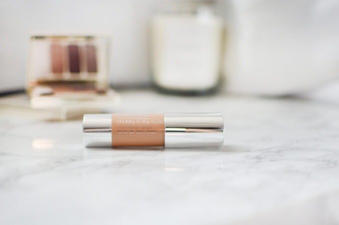 Clinique Chubby in the Nude Foundation Stick Review.