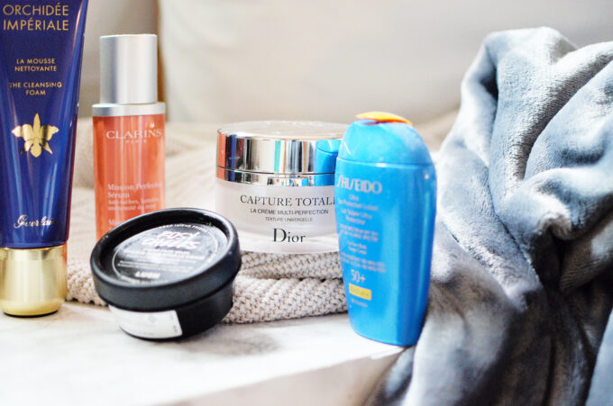 Current Skincare Routine | Winter to Spring Transition.