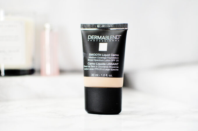 Dermablend Smooth Liquid Camo Foundation Review.