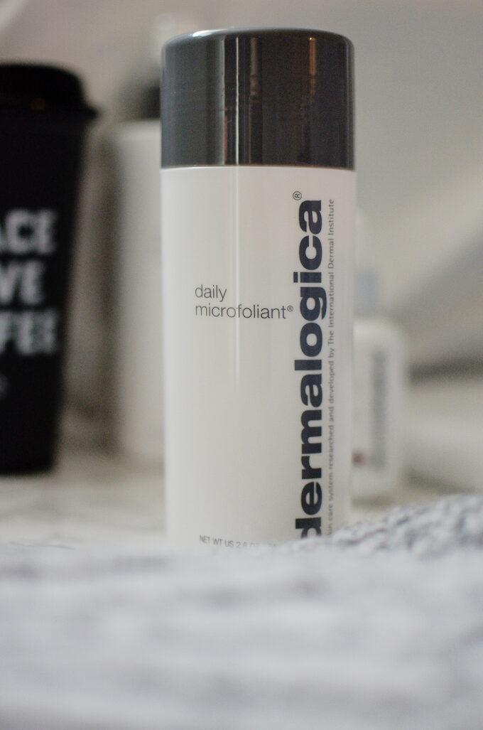 Dermalogica Daily Microexfoliant.