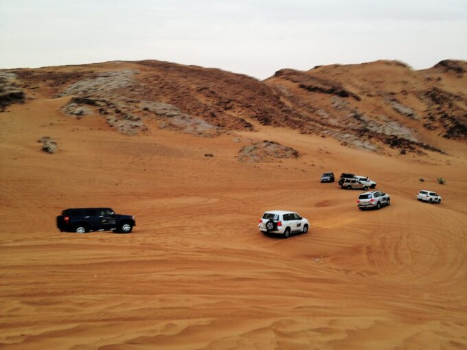 Dubai Desert Safari Tour Experience & Review.
