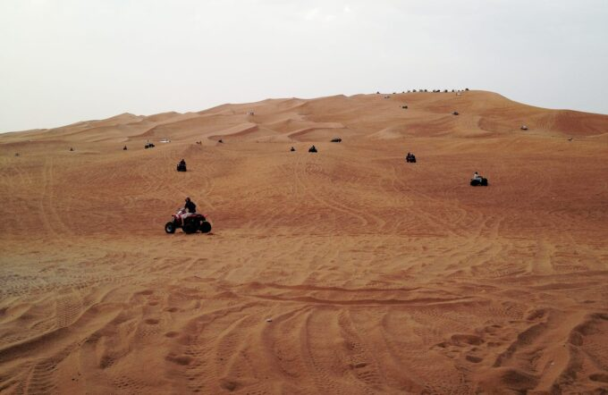 Dubai Desert Safari Tour | An Arabian Adventure through the Desert.
