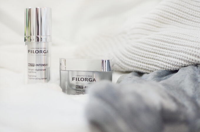 Filorga NCTF Reverse | The At-Home Reverse Aging Solution.