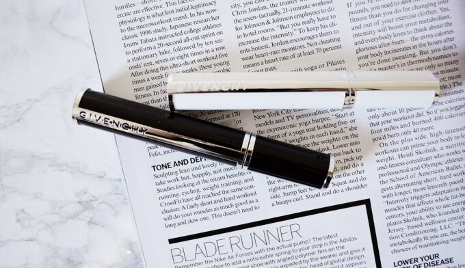 Givenchy Noir Couture Waterproof Mascara.
