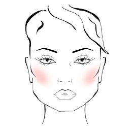 how-to-blush-technique-face-makeup-forever