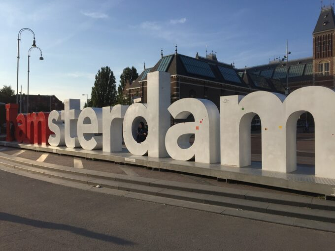 Having been fortunate enough to visit Amsterdam thrice in the last few years, I thought it would be lovely to round up some of the best Instagram spots in Amsterdam. There are far more than the ones I've listed and I look forward to knowing yours if you have a favourite spot of your own to share!