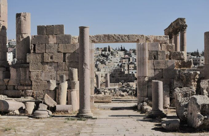 Bet you didn't know that Jerash is home to the best preserved Roman ruins in Jordan! Not only is it less crowded, but less expensive to visit too!