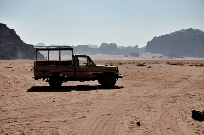 Overnight in Wadi Rum | Sleeping in the Desert.
