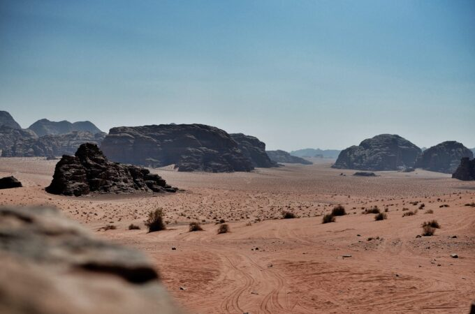 Overnight in Wadi Rum | Sleeping in the Desert - incredible experience in the desert of Wadi Rum!