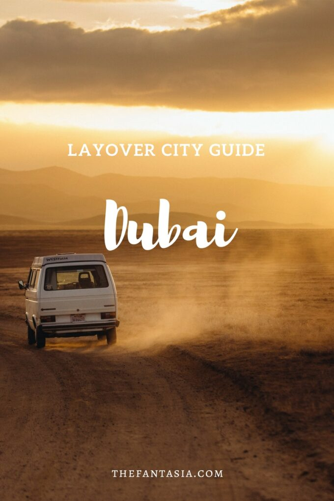 Layover City Guide | Dubai