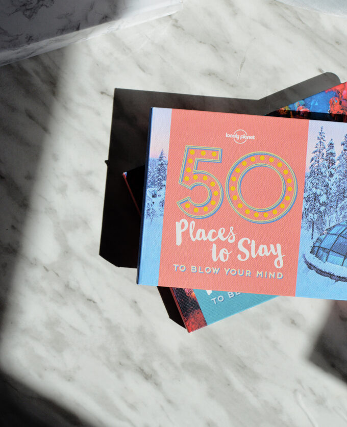 Lonely Planet 50 Festivals & Places to Stay To Blow Your Mind (& GIVEAWAY!)