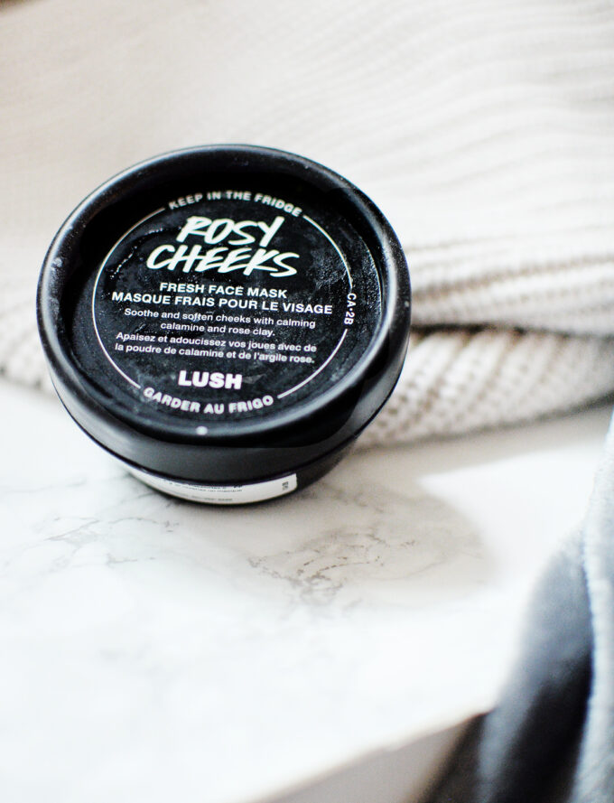 Lush Rosy Cheeks Review.