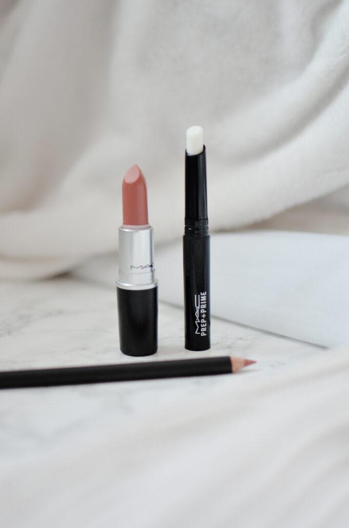 MAC Lip Prep Nude Set | Spring 2018.
