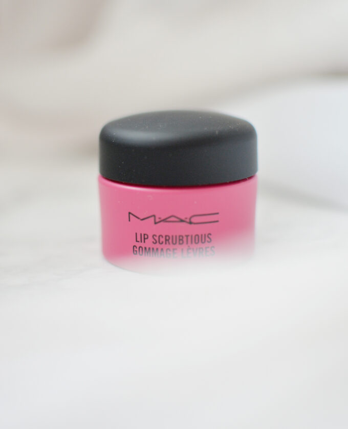 MAC Lip Scrubtious Review.