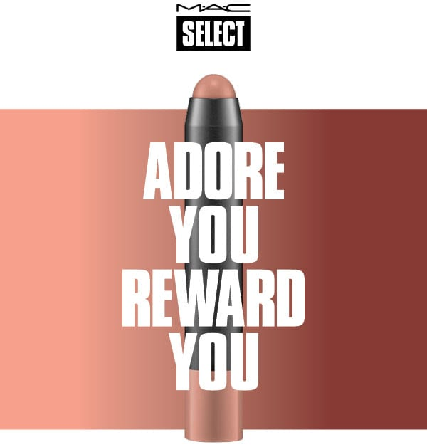 MAC Select anniversary gift
