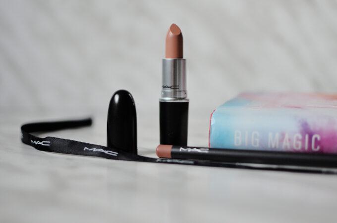 MAC Stripped Naked Lip Kit.