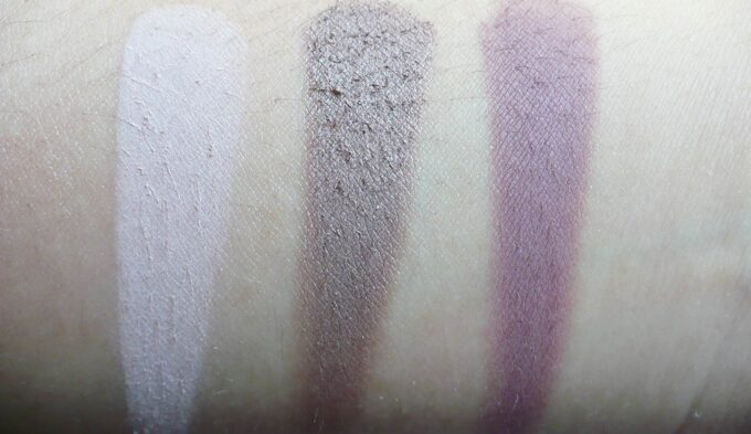 Make Up For Ever | Artist Shadow Swatches Round Up.
