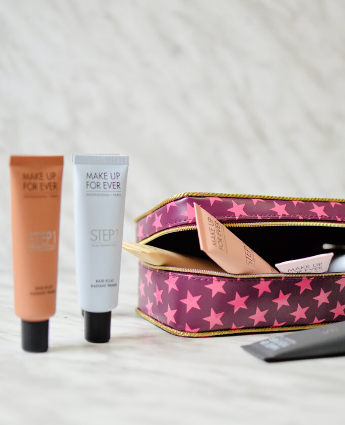 Make Up For Ever Step 1 Skin Equalizer   The Solution to any Skin Texture and Tone Problems.