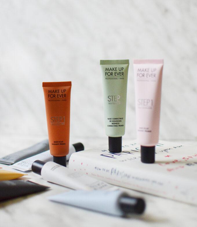 Colour Correcting | Make Up For Ever Step 1 Radiant Primer.