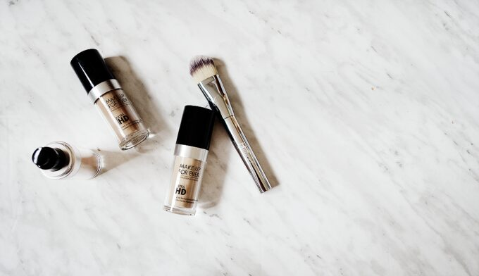 Make Up For Ever Ultra HD Foundation.