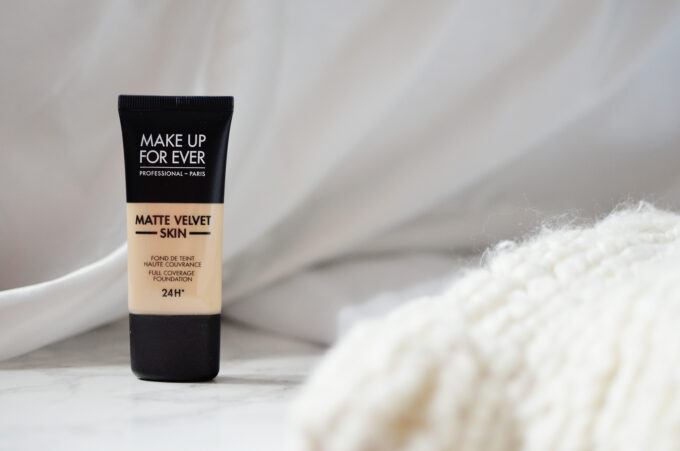 The latest launch from one of the most iconic brands out there, Make Up For Ever Matte Velvet Skin Foundation is perfect for pro's and beauty lovers!