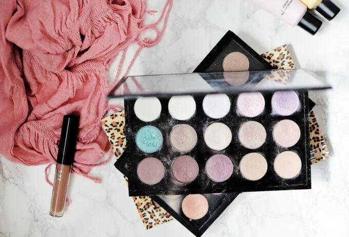 Makeup Geek Eyeshadows Review The