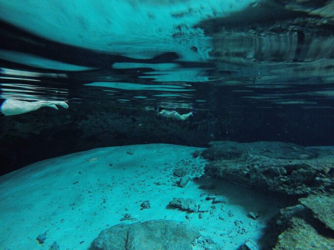 Postcard From | Visiting Cenotes in Mexico 4