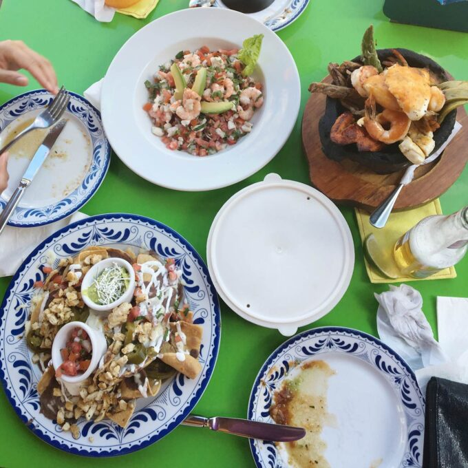 Postcard From | Cancun, Mexico food