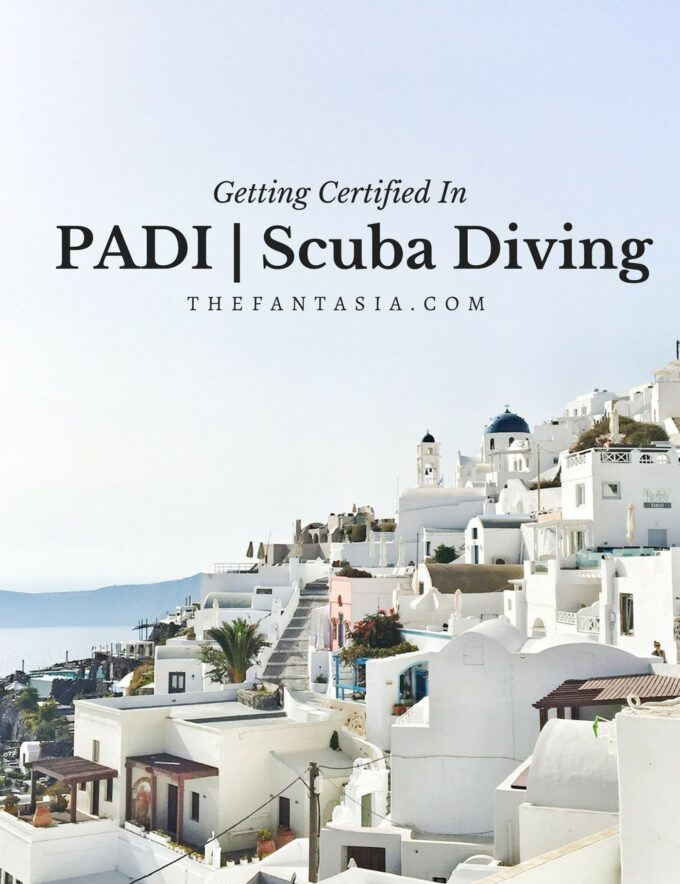 PADI Certification | Scuba Diving the World!