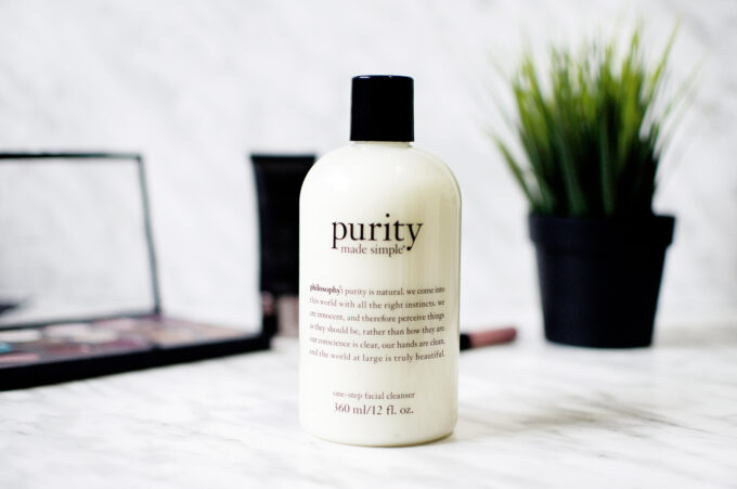 Philosophy Purity Cleanser | The 3-in-1 Miracle Worker